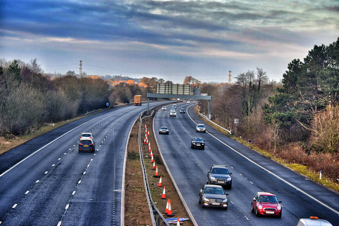 The roads that will be congested this Christmas
