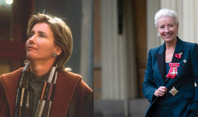 Emma Thompson played Karen in Love Actually