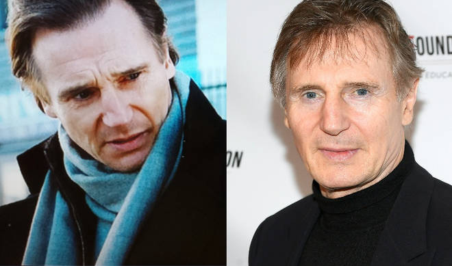 Liam Neeson played Daniel in Love Actually
