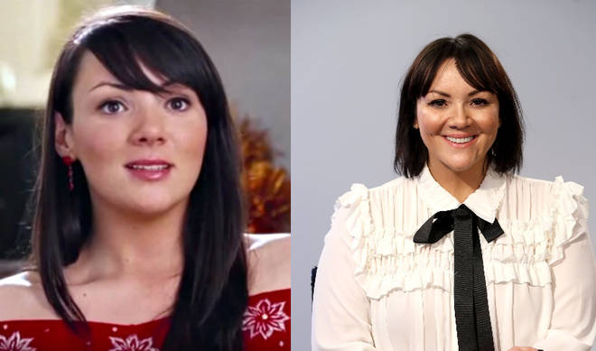 Martine McCutcheon played Natalie in Love Actually