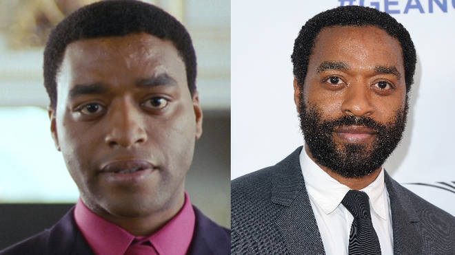 Chiwetel Ejiofor played Peter in Love Actually