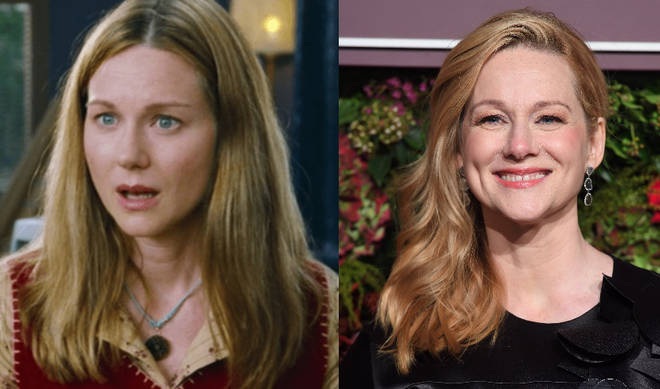 Laura Linney played Sarah in Love Actually