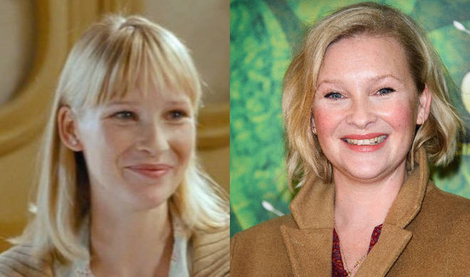Joanna Page played Judy in Love Actually