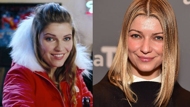 Ivana Miličević played Stacey in Love Actually