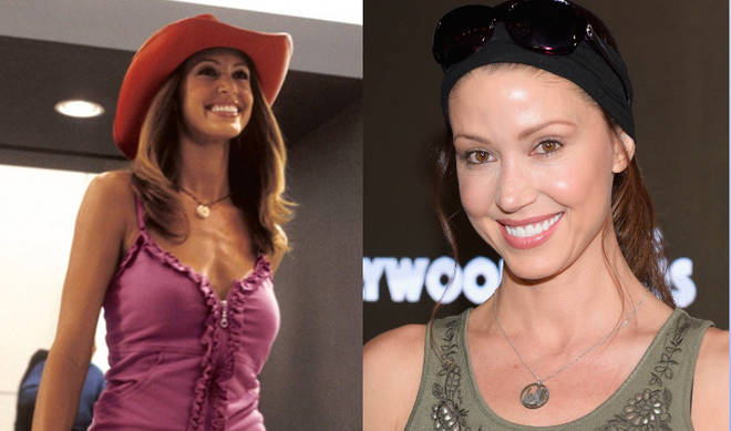 Shannon Elizabeth played Harriet in Love Actually