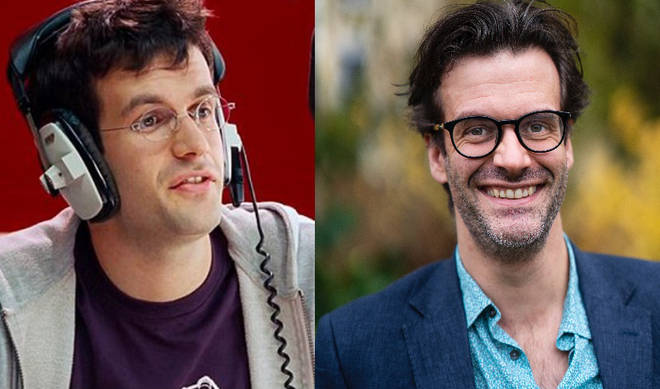 Marcus Brigstoke played Mikey in Love Actually