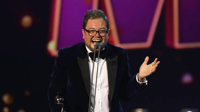 Alan Carr is hotly tipped to be joining the 2019 series of Strictly