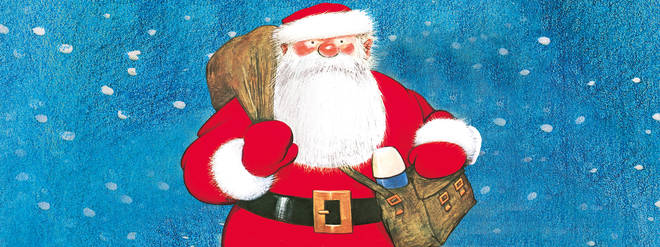 Father Christmas is based on the book written by Raymond Briggs