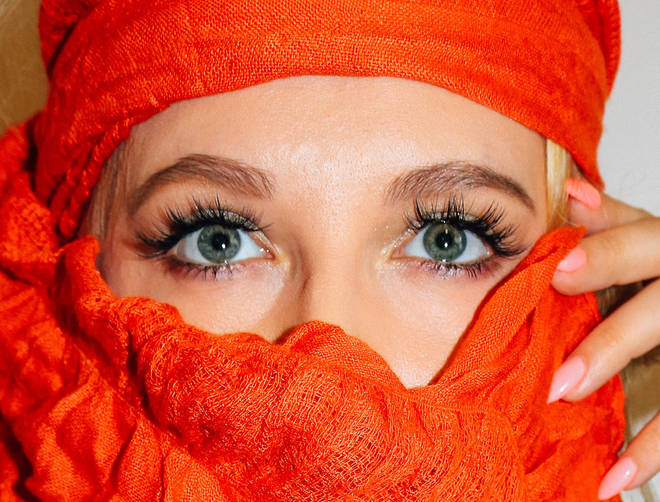 Best Fake Eyelash Effect Mascara For Lengthening And Thickening Heart