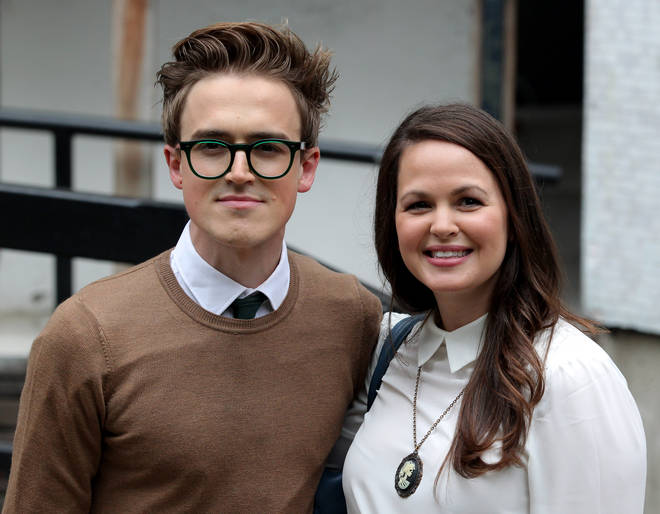 Tom and Giovanna Flecter have ruled when it comes to buying each other presents