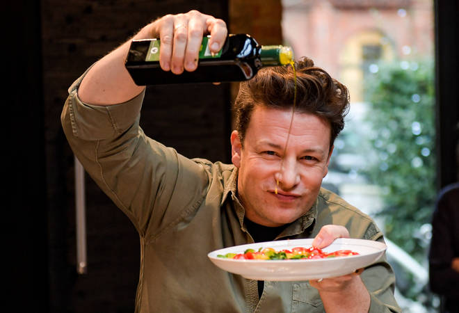 Jamie Oliver cooking TV shows