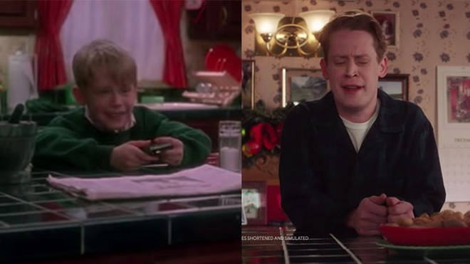 Macalay Culkin has recreated Home Alone for 2018