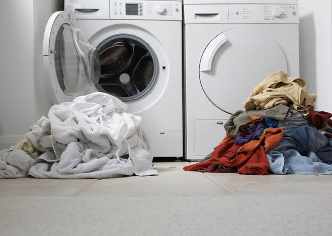 An expert has recommended washing your clothes at AT LEAST 60C