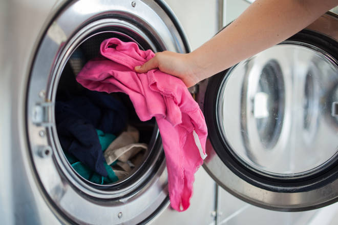 A mum has revealed a clever hack to get your washing smelling fresh (stock image)