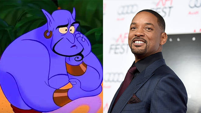 Fans aren't impressed with Will Smith's Genie