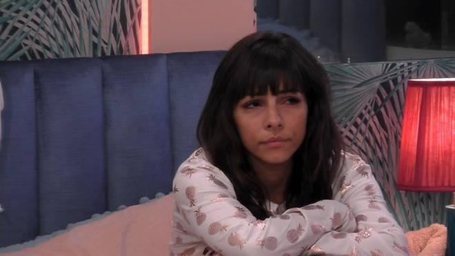 Roxanne Pallett in the CBB house