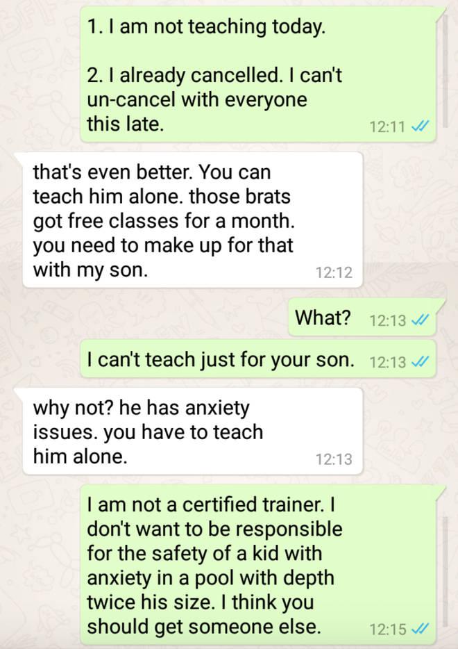 Messages part 4