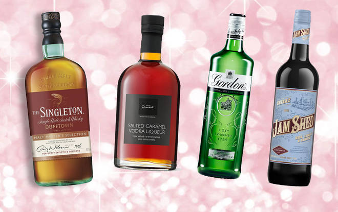Christmas Alcoholic Drinks.Christmas Alcohol Guide From Mince Pie Gin To Salted