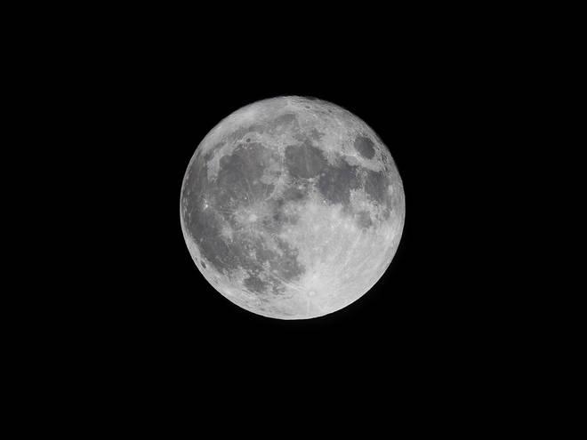 A full moon will appear tonight