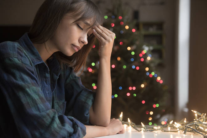 Not feeling Christmassy is common as you get older