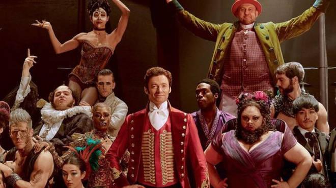 Hugh Jackman stars in the 2017 musical-film