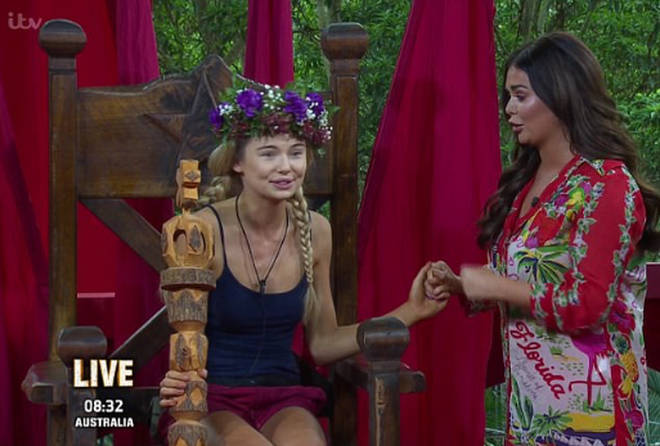 Scarlett Moffatt and Toff are reportedly embroiled in a 'secret feud'