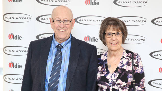 June has paid tribute to late husband Leon