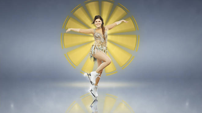 Saara is hoping to win Dancing on Ice 2019 after coming second on X Factor