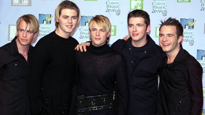 Brian McFadden shot to fame as one fifth of Irish pop group Westlife