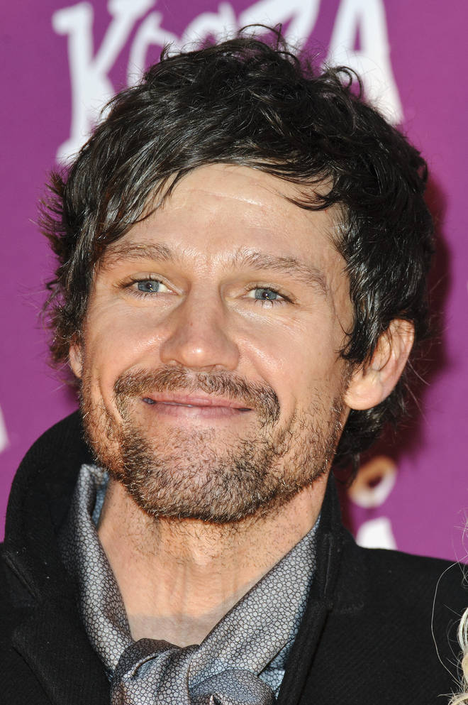 Jason Orange at Cirque Du Soleil: Kooza