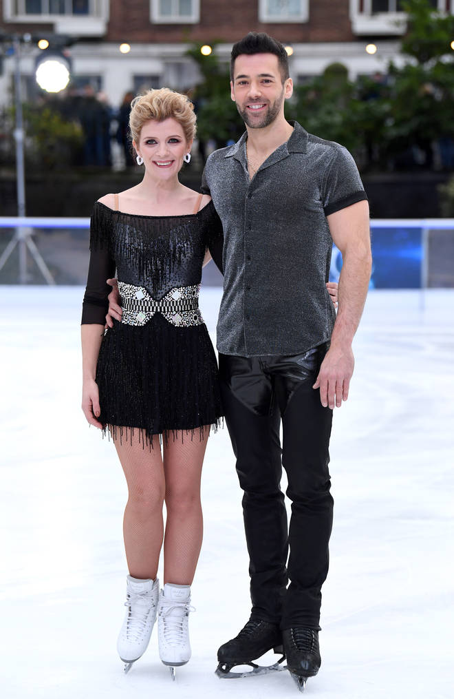 Janes Danson and DOI professional Sylvain Longchambon