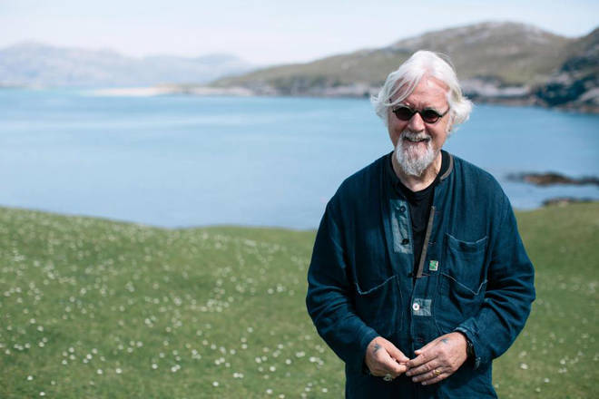 Billy Connolly may have made his final TV appearance in Made In Scotland