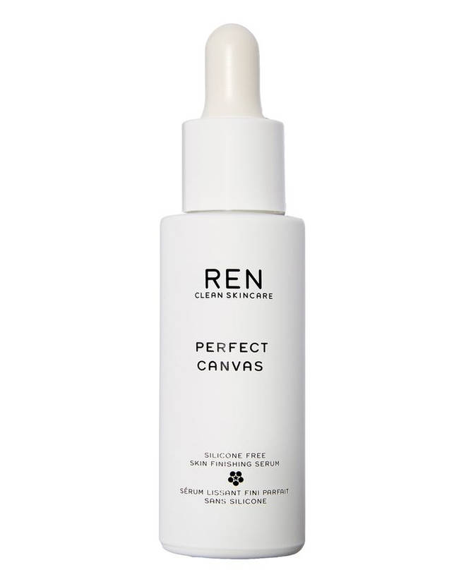 This Ren primer is silicone free, perfectly smoothing and full of skincare benefits