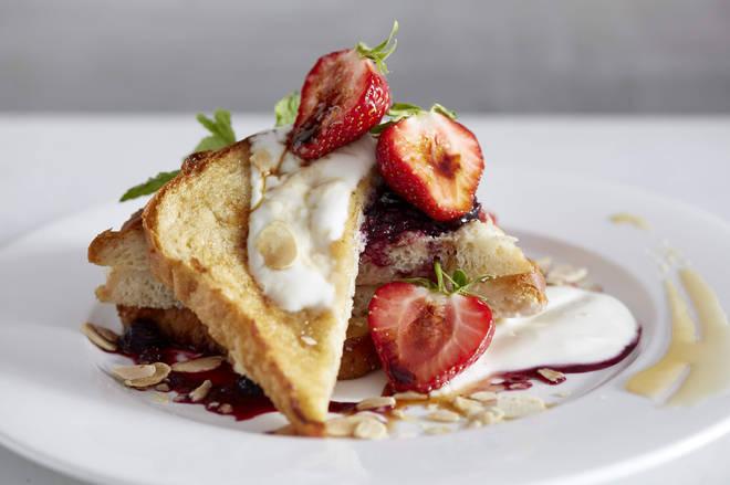 Cafe Forty One - Vegan breakfast