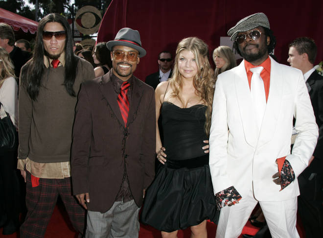 The Black Eyed Peas at the 2005 Emmy Awards