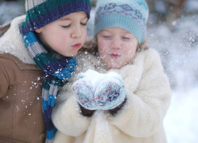 Kids love the snow, here's how to make sure they are able to enjoy it