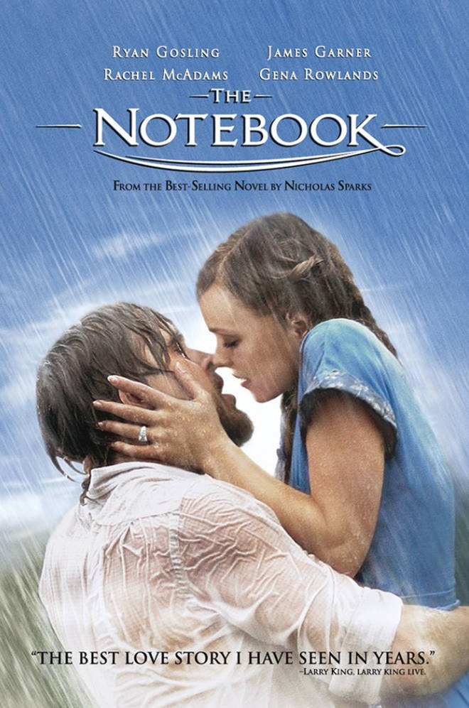 The Notebook film cover