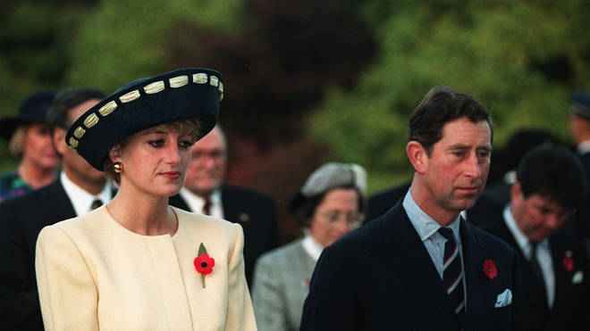 Princess Diana and Prince Charle's split was one of the most high profile breakups in royal history