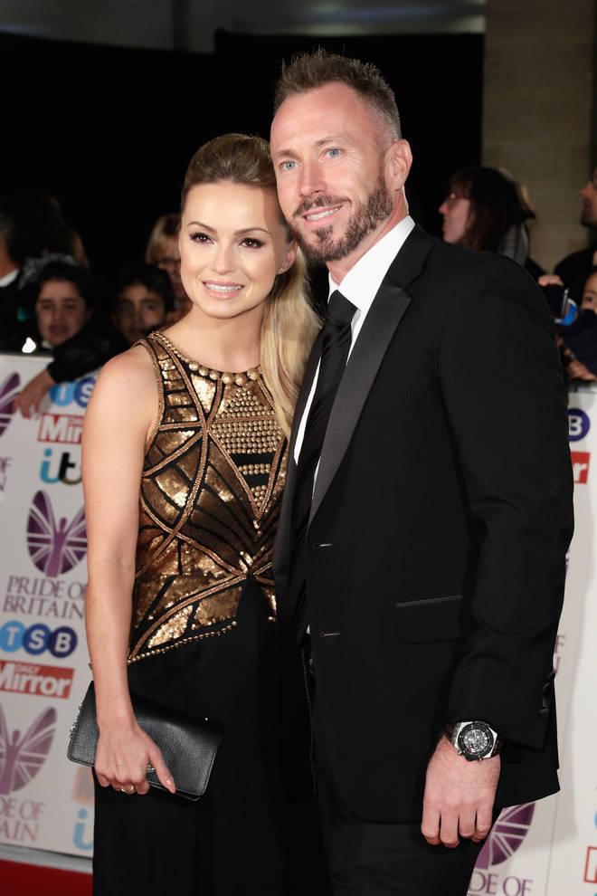Ola Jordan and James Jordan The Pride Of Britain Awards 2017