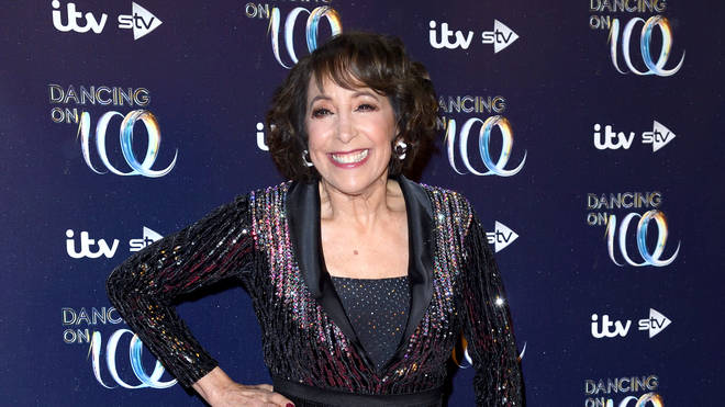 Didi Conn on Dancing On Ice - Photocall