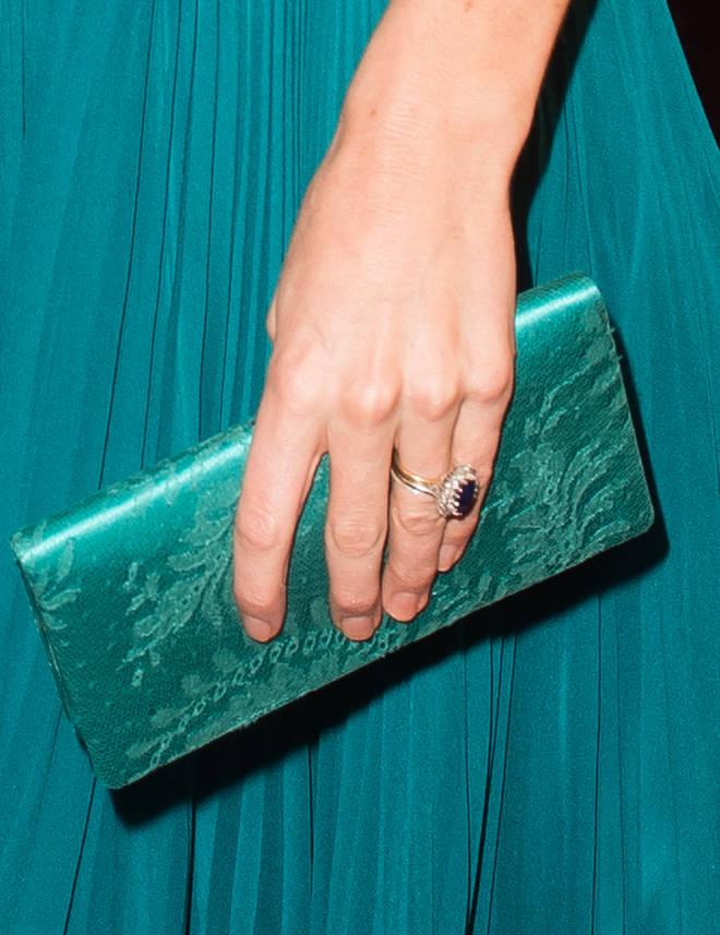 The Secret Meaning Of Kates Third Wedding Ring Revealed