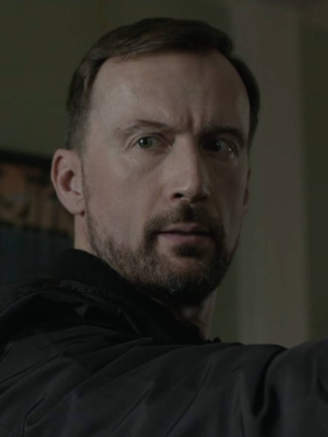 Anthony Howell stars as hitman in Luther