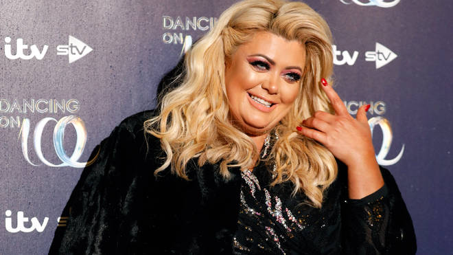 gemma collins weight loss journey dancing on ice diets and