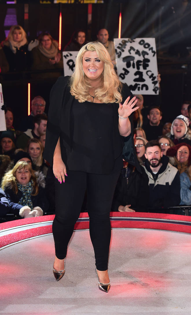 Gemma Collins displays weight loss on Celebrity Big Brother