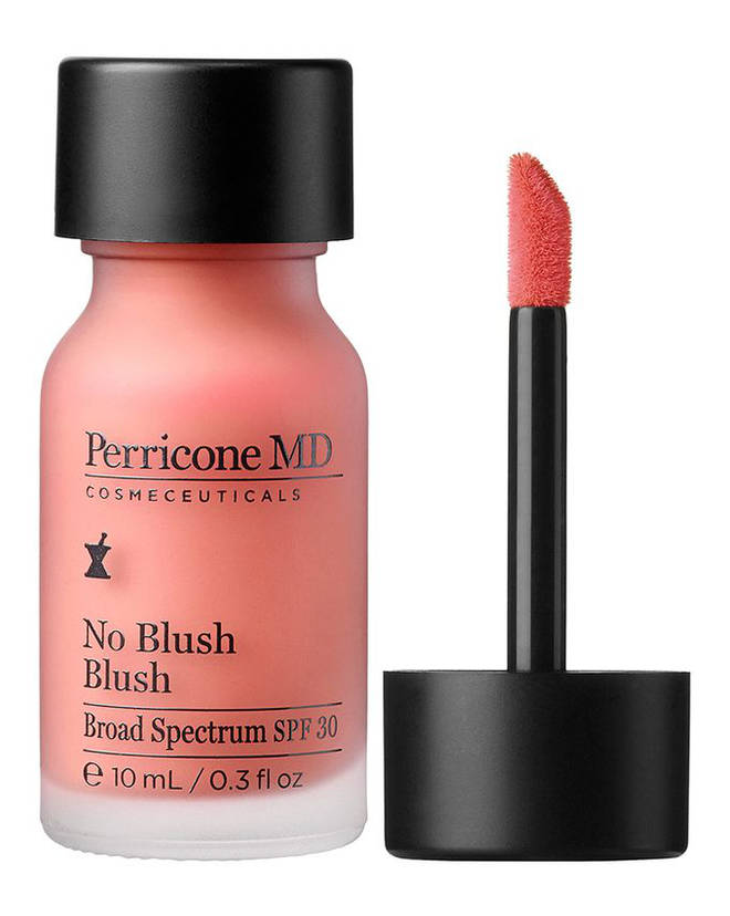 Dr Perricone No Blush Blush adapts to your skin tone