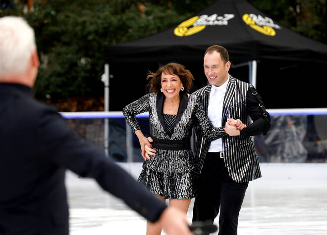 Despite low scores from the judges, fans were impressed with Didi's skating skills