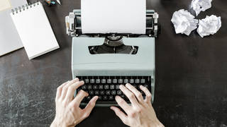 There's no time like the present to start writing a book