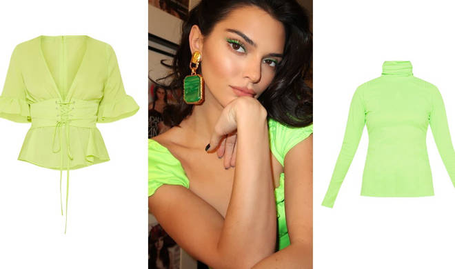 We're predicting BIG things for lime green this season