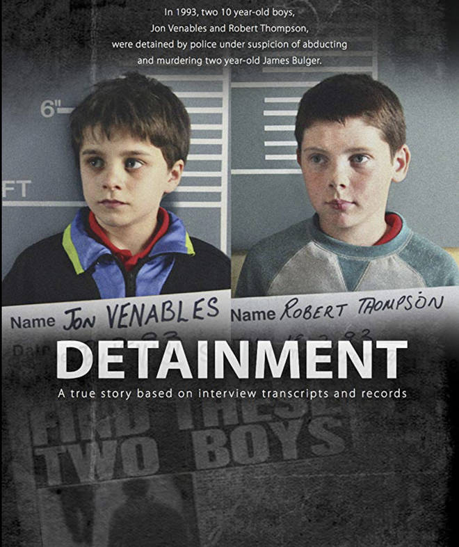 Detainment James Bulger film poster