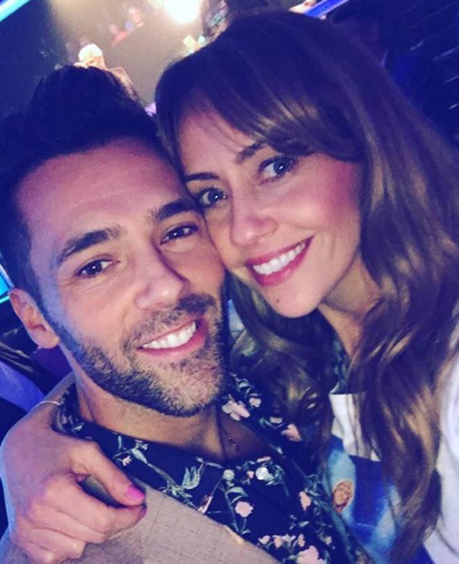 Sylvain Longchambon and Samia